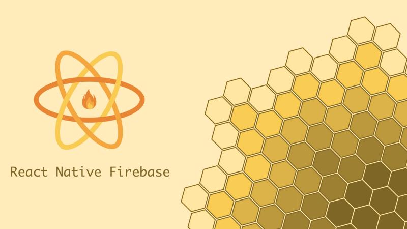 React Native Firebase in2019