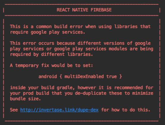 React Native Firebase in 2019   Invertase